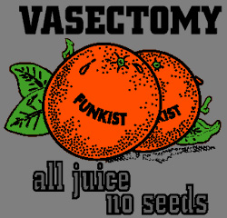 Vasectomy-Orange